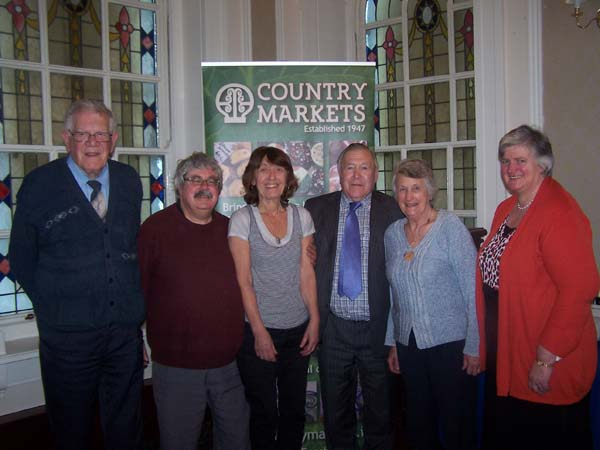 Country Markets AGM 2014